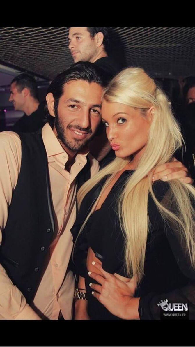 Aurélie et Isaac Haddad
