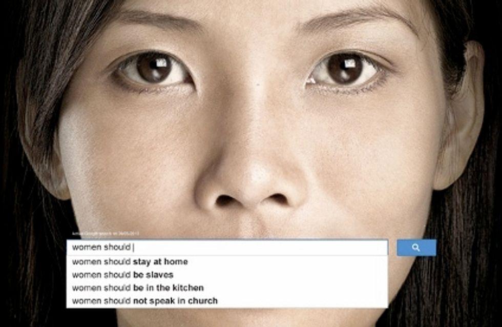 Discrimination : Une campagne choc contre les inégalités hommes/femmes