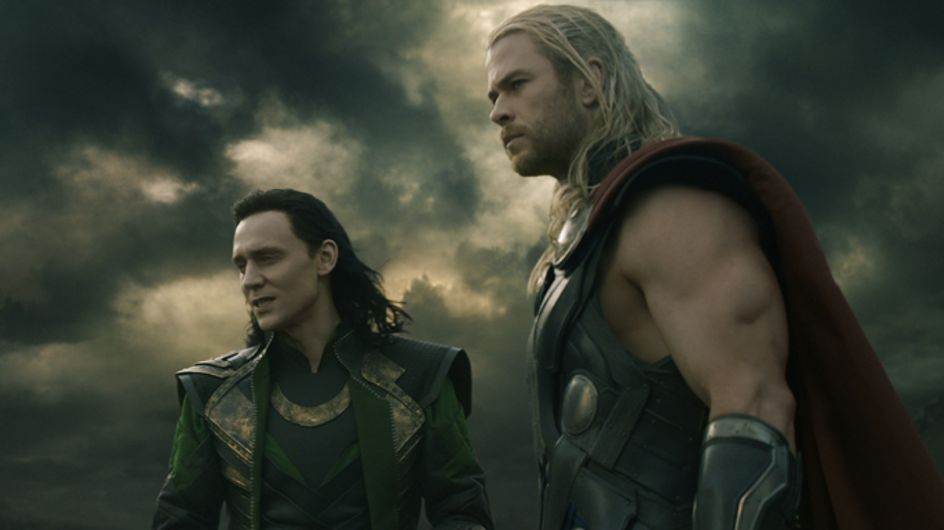 Real-life bromance for Thor on-screen enemies Chris Hemsworth and Tom Hiddleston