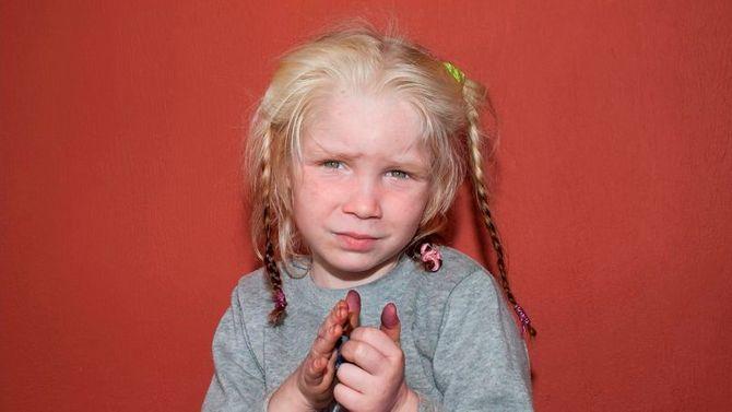 Maria, L'Ange blond