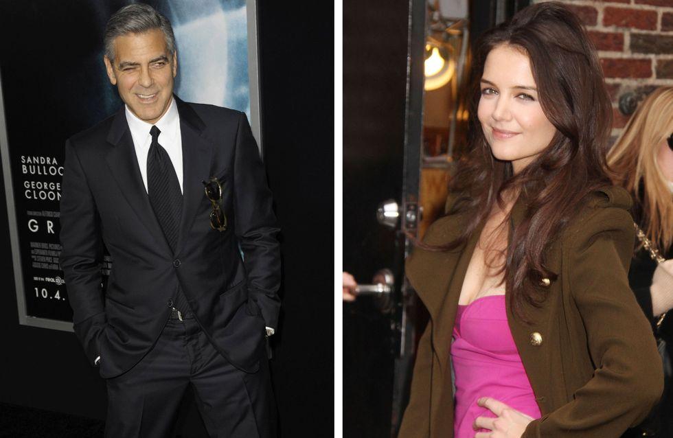 La Holmes ha una cotta per Clooney?