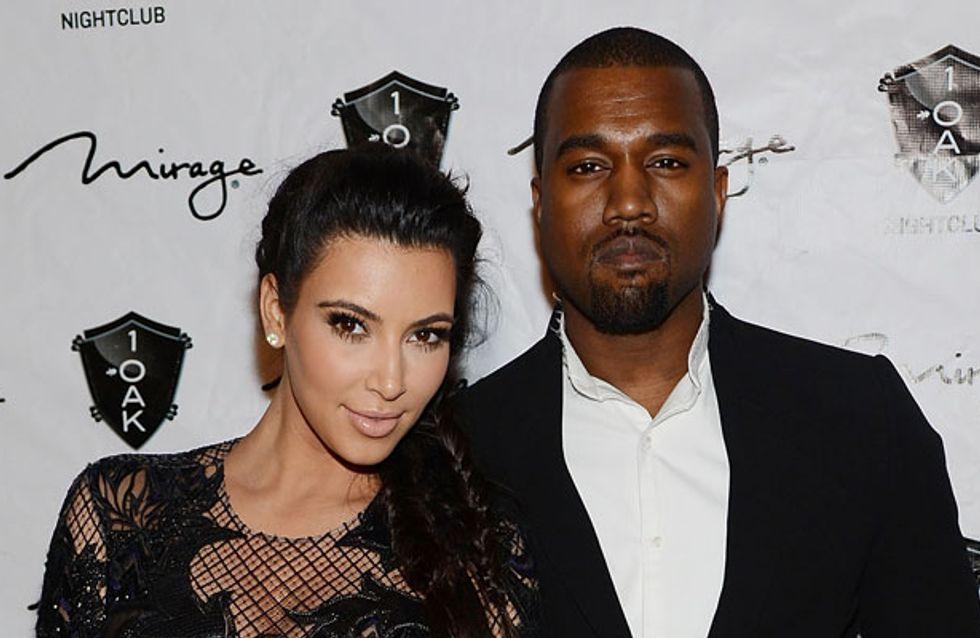 Kim Kardashian and Kanye West are engaged!