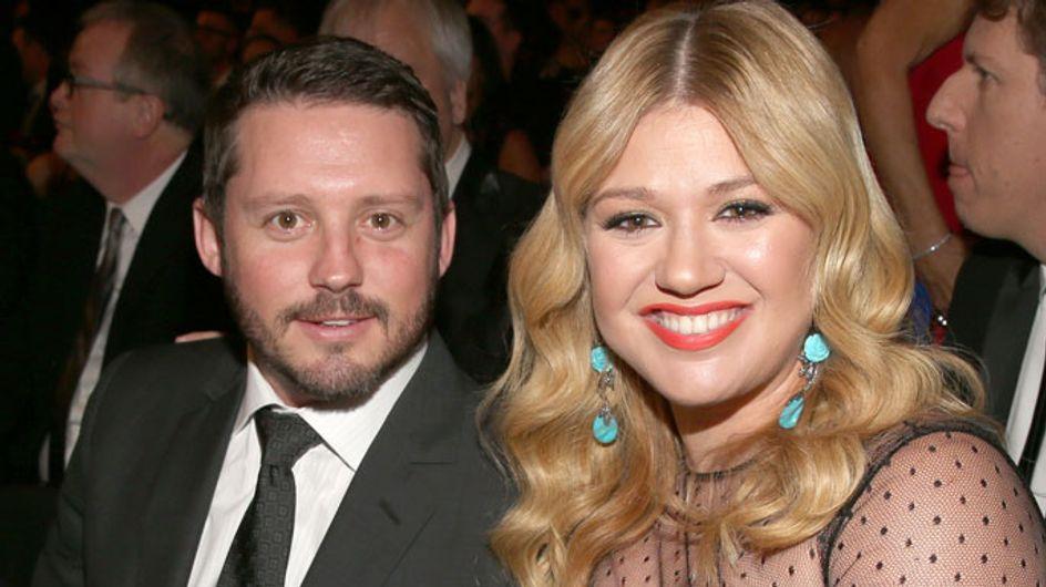 Kelly Clarkson weds longtime love Brandon Blackstock