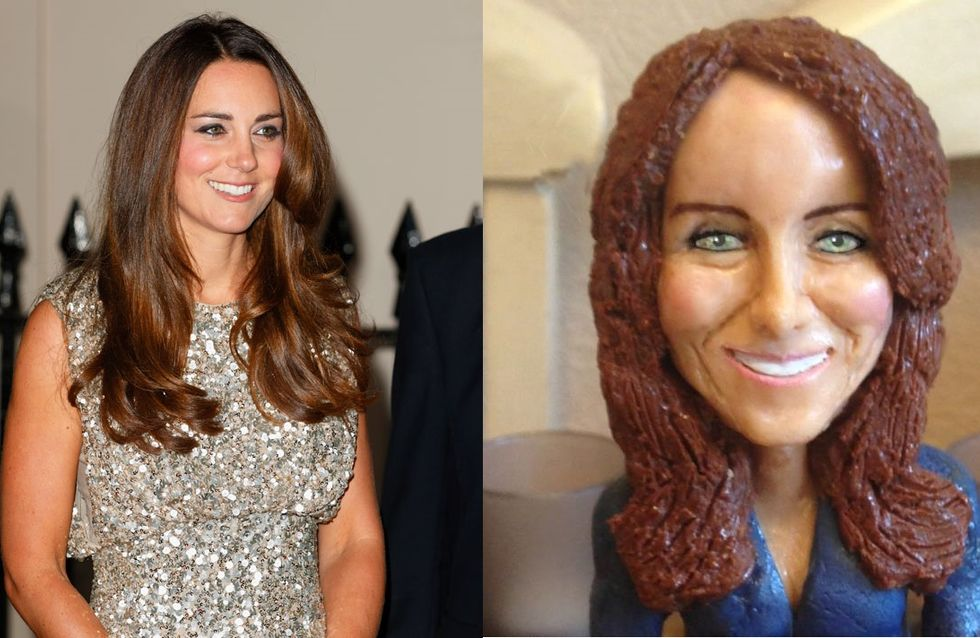Kate Middleton : Découvrez le Cake Middleton (Photos)