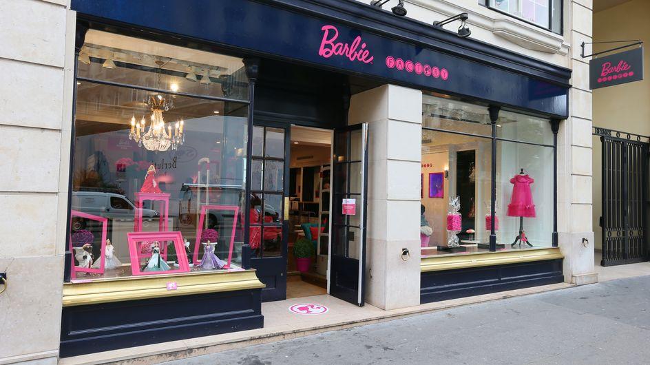 Barbie Factory débarque à Paris !