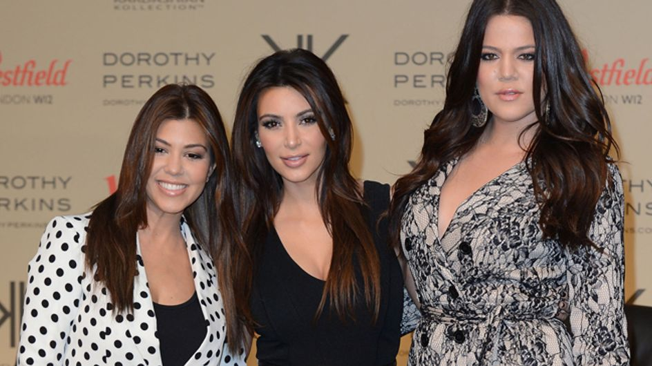 Sexy Fotoshooting: Kim Kardashian zeigt ihre After-Baby-Kurven