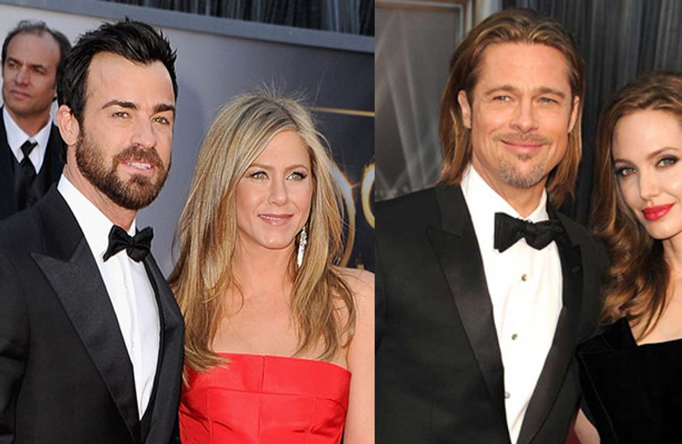 Bride Wars: Angelina Jolie and Jennifer Aniston's wedding dates to clash?