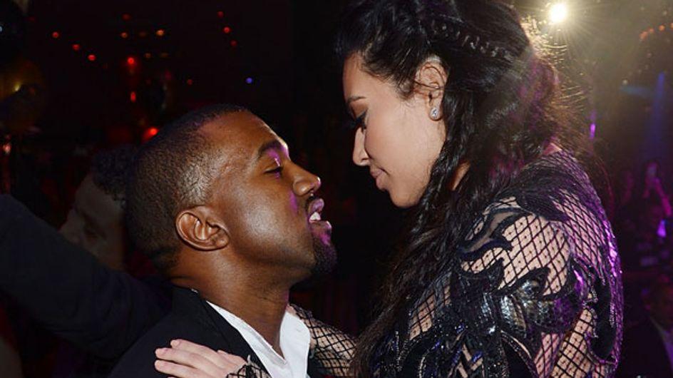 Kim Kardashian : Elle a dit « oui » à Kanye West !