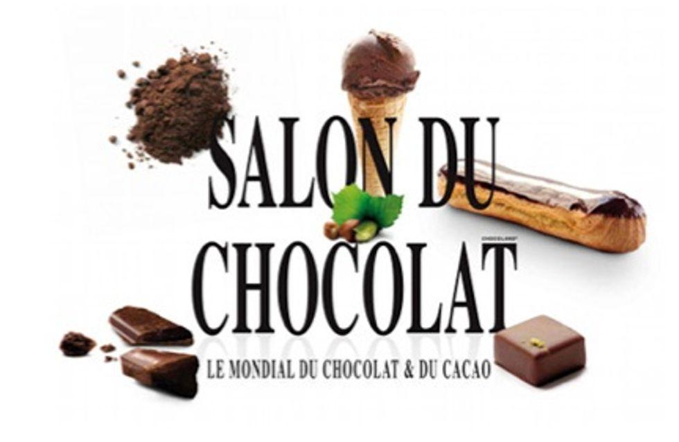 5 bonnes raisons d'aller au Salon du chocolat !