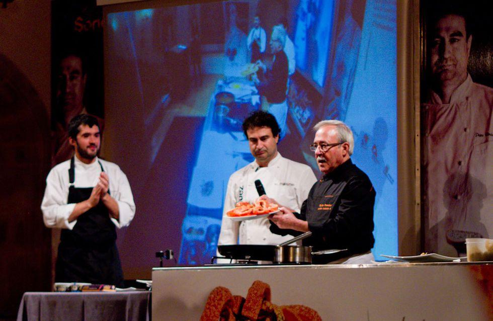 El chef Pepe Rodríguez da una lección al sector gastronómico de nuestro país
