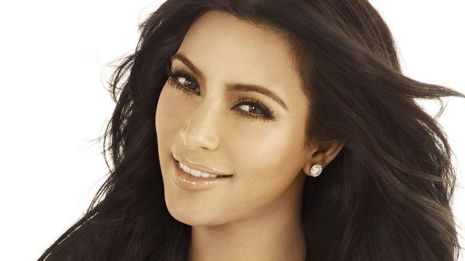 Kim Kardashian : Découvrez sa bague de fiançailles (photos)