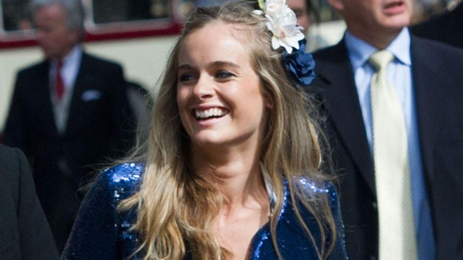 Prince Harry's girlfriend Cressida Bonas not invited to George's christening?