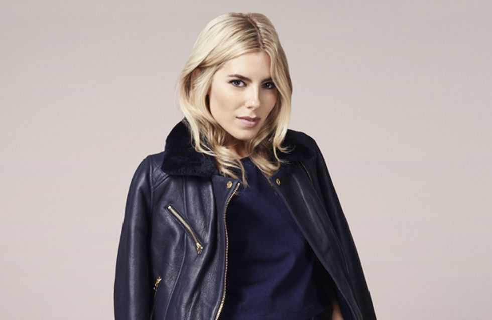 Mollie King launches fashion collection with Oasis