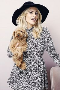 Mollie King revealed as the new ambassador for Oasis