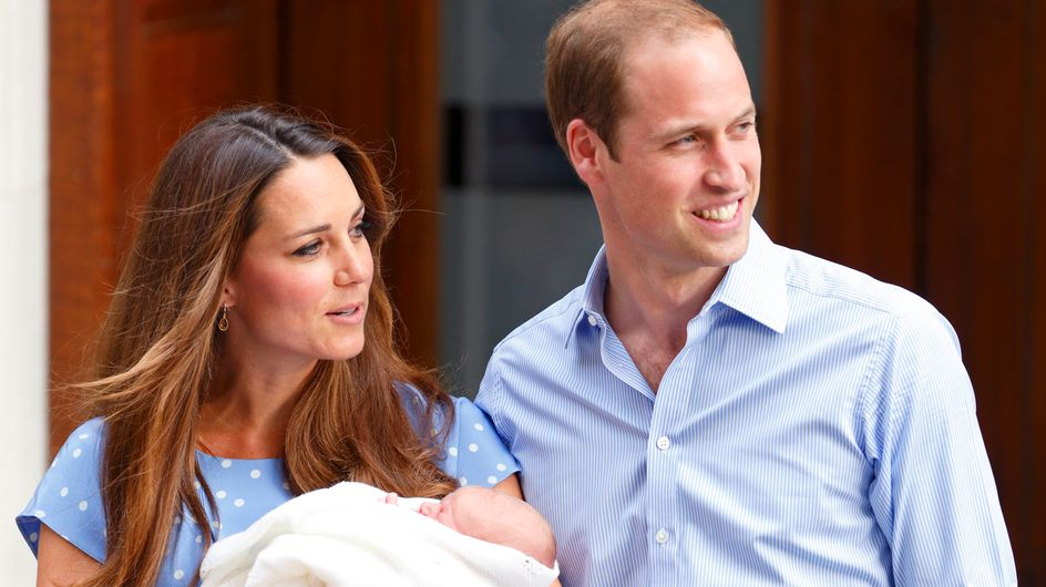 Geheimnis gelüftet: Prinz George hat sieben Taufpaten