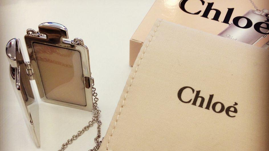 Chloé invente le parfum à porter... en pendentif !