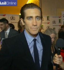 Jake Gyllenhaal le 21 octobre 2013