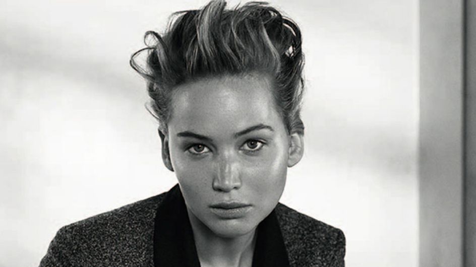 Jennifer Lawrence wows in bare-faced Dior campaign