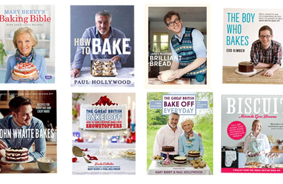 The 8 Great British Bake Off cookbooks you need in your life