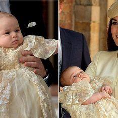 Herzogin Kate strahlt vor Glück: Prinz George ist getauft!