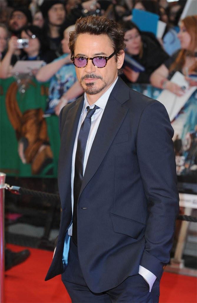 Platz 1: Robert Downey Jr