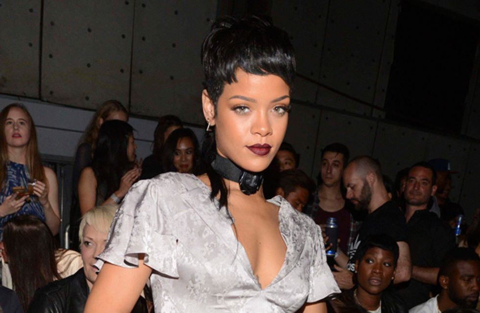 Rihanna unveils final River Island collection