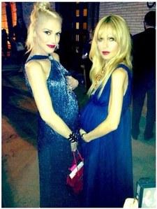Gwen Stefani et Rachel Zoe enceintes
