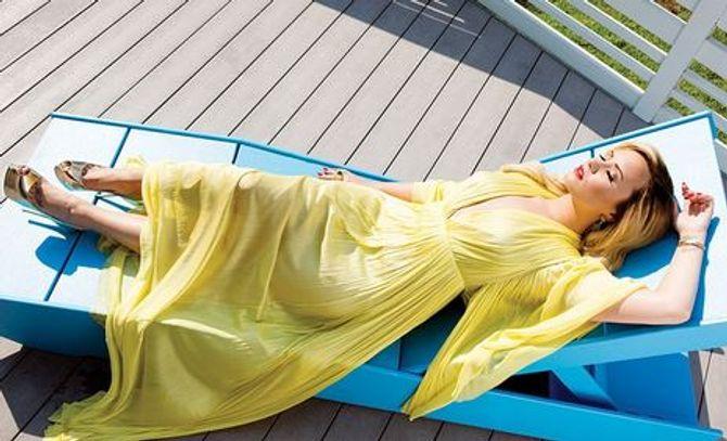 Demi Lovato dans Glamour Mexique