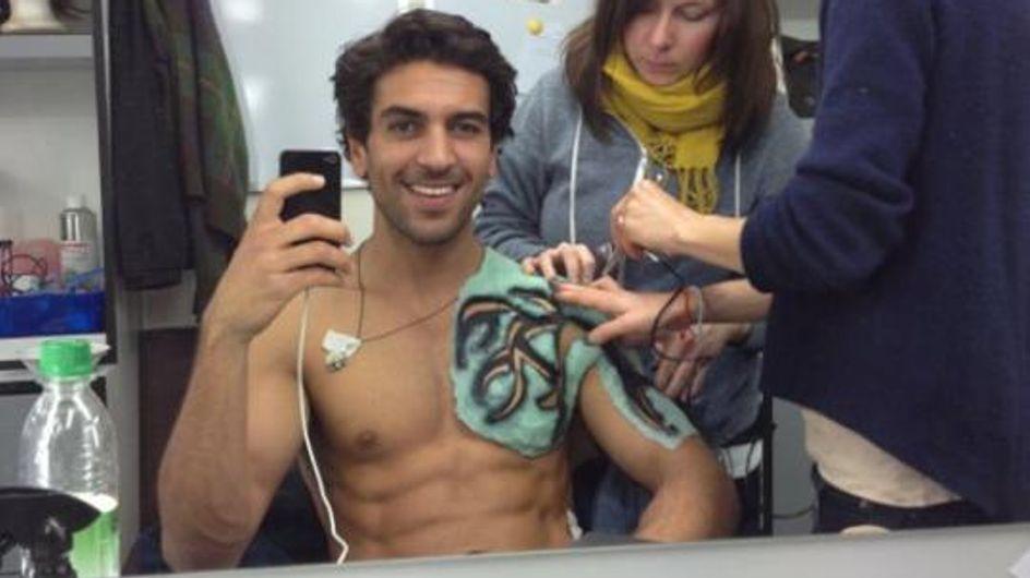 Jetzt wird's heiß: Elyas M'Barek nackt im Kino!
