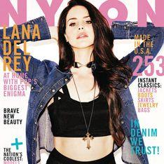 Lana Del Rey, icône 90's pour Nylon