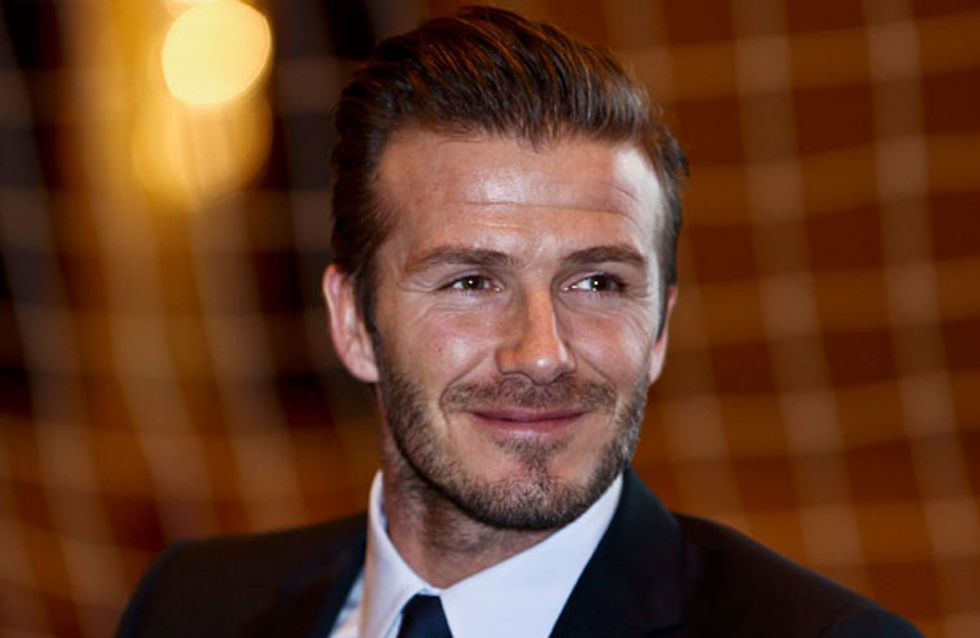 David Beckham to take part in global Facebook forum