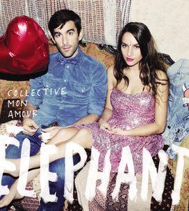 Collective mon amour : le premier album d'Eléphant
