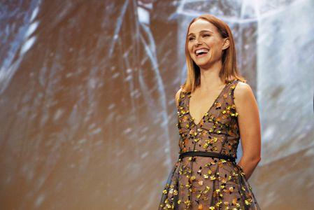 Natalie Portman à la première parisienne de Thor 2