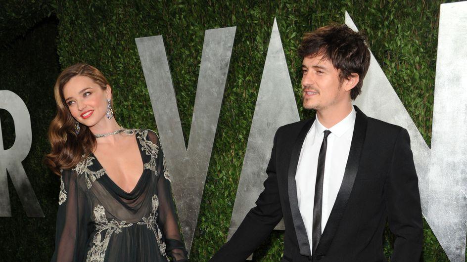 Miranda Kerr y Orlando Bloom se separan