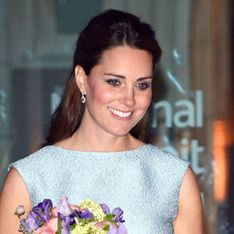 Kate Middleton gushes about her 'good boy' at glamorous reception