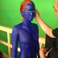 Jennifer Lawrence : Les premières images du nouveau X-Men (photos et vidéo)