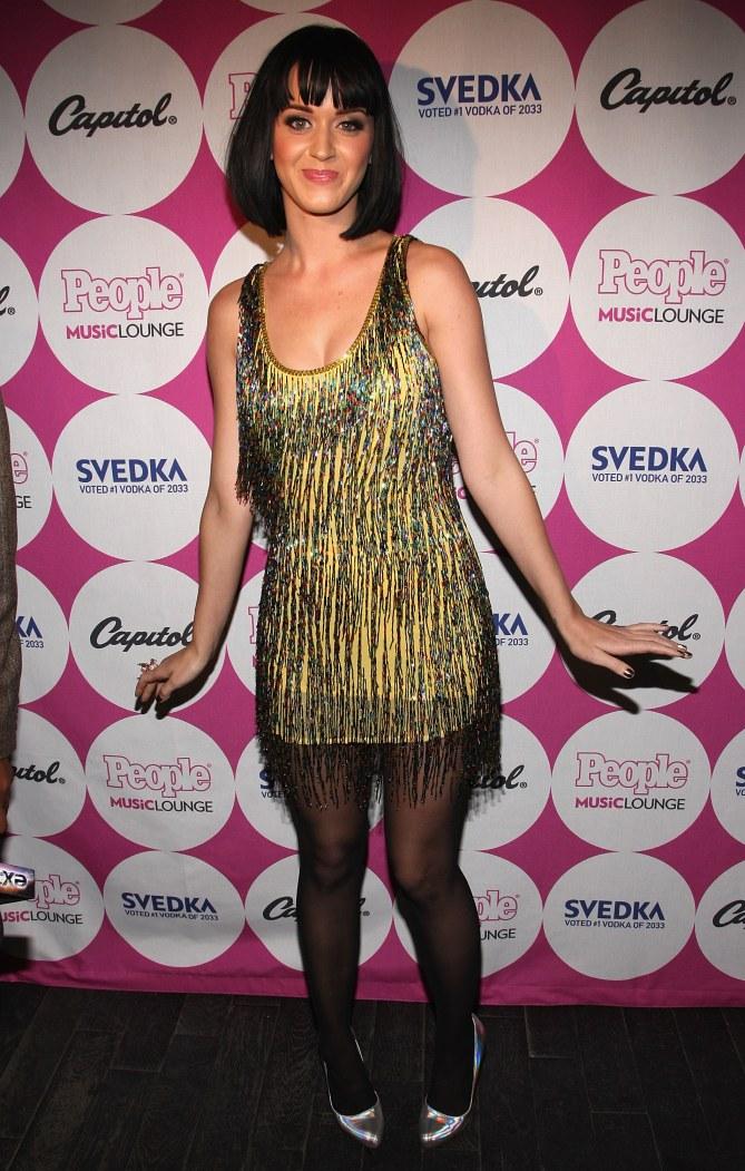 Katy Perry, mai 2009