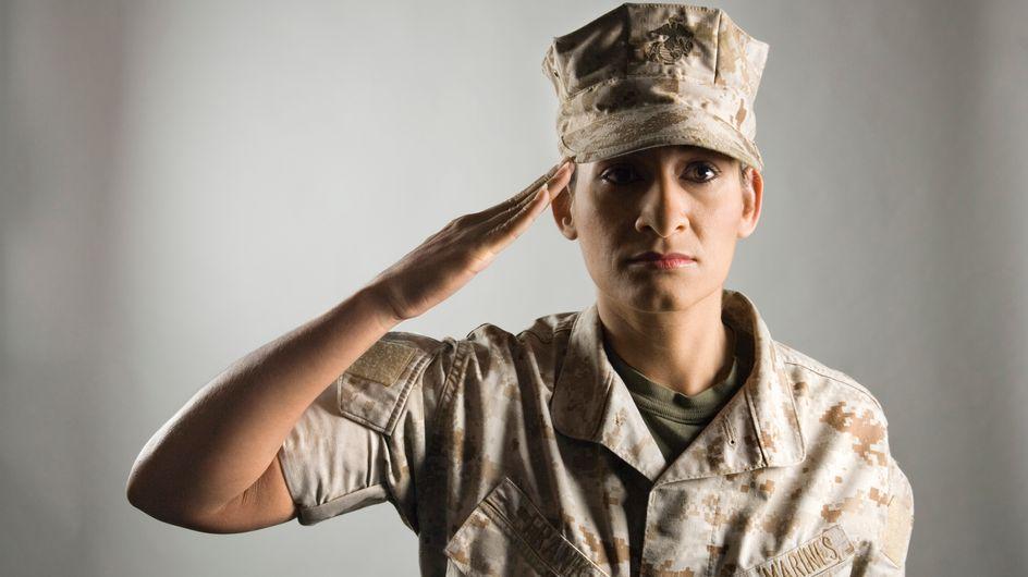 ¿Cuál es la situación de la mujer en las Fuerzas Armadas?