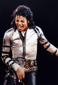 1- Michael Jackson