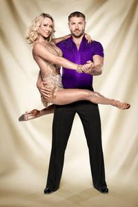 Kristina Rihanoff and Ben Cohen
