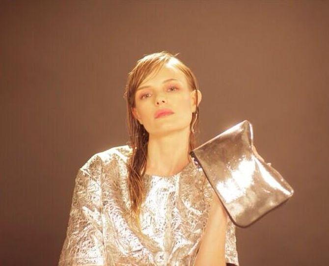 Kate Bosworth pour Topshop