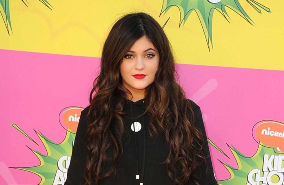 16-year-old Kylie Jenner's public tantrum after being refused alcohol