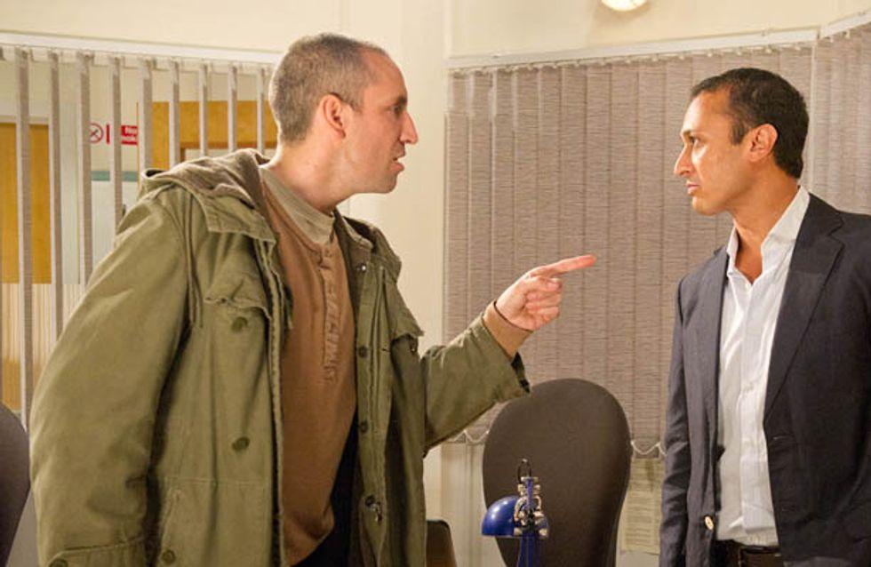 Emmerdale 06/11 – Jai threatens Sam