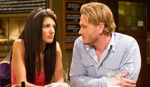 Priya and David discuss her pregnancy