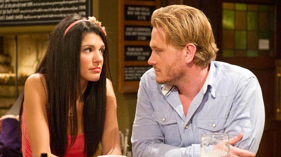 Emmerdale 07/11 – Is Priya pregnant?