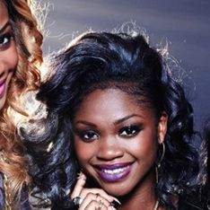 "X Factor's Miss Dynamix are ""feeling the pressure"""