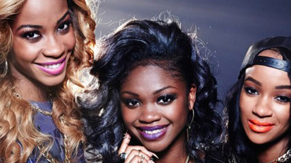 """X Factor's Miss Dynamix are """"feeling the pressure"""""""