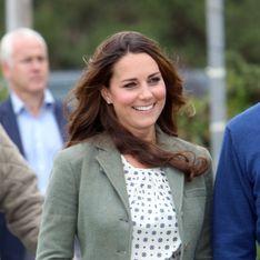 Kate Middleton : Une poussette de luxe pour George