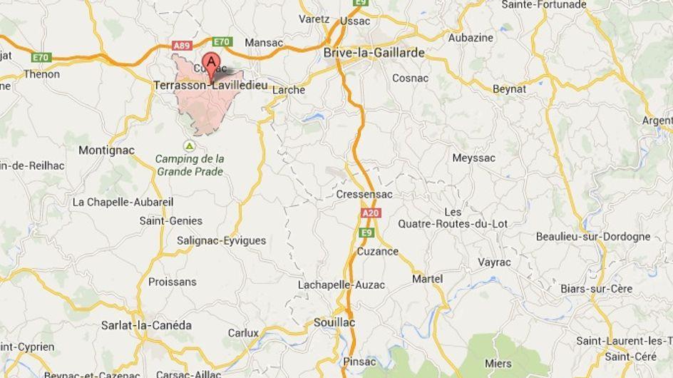 Dordogne : Un bébé retrouvé dans le coffre d'une voiture