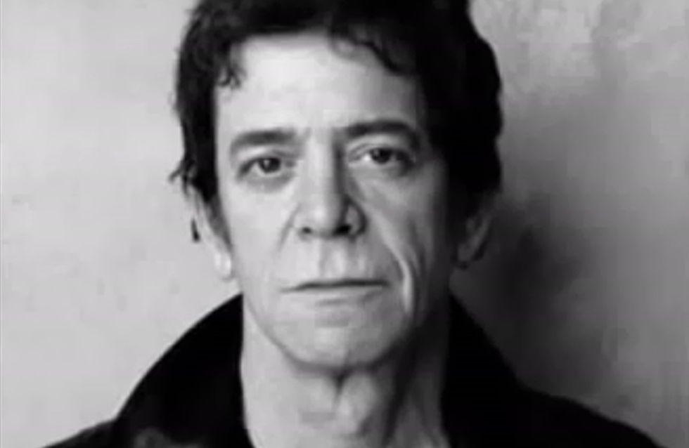 Mort de Lou Reed : Notre top 3 de ses plus belles chansons (Audio)